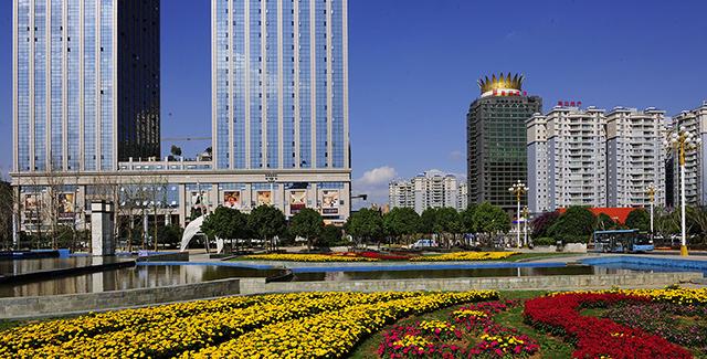 中国最佳休闲旅游城市